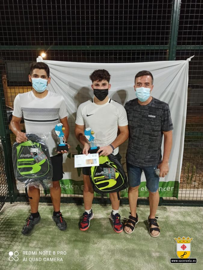 Torneo de pádel verano 2021
